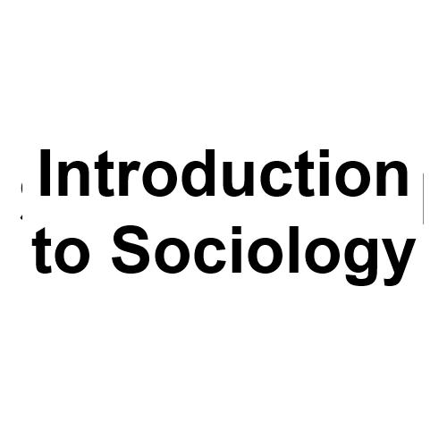 SSC1001JCJAX- Sociology Job Corps