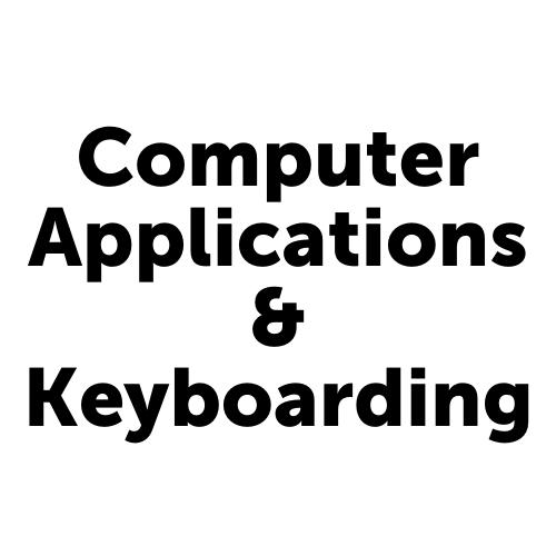 BUS2001JCJAX- Computer Applications Jacksonville Job Corps