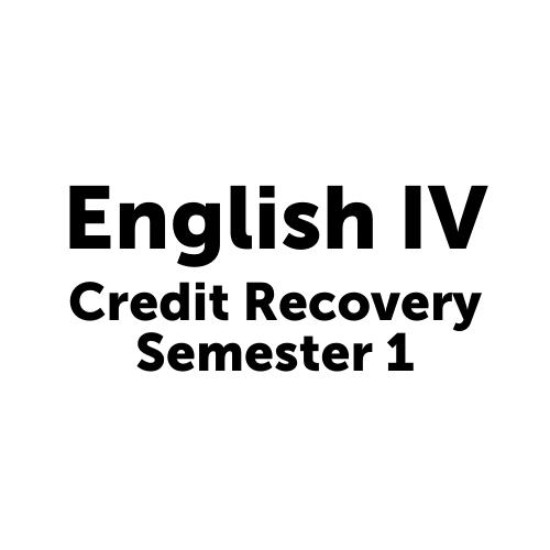 ENC4001S1JCJAX English IV Semester 1 Job Corps Jacksonville