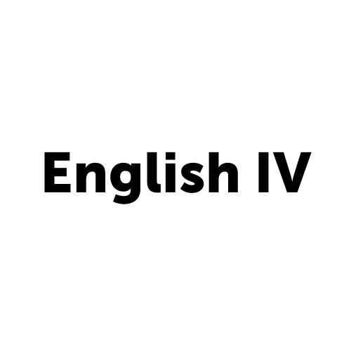 ENC4001JCJAX-English IV- Jacksonville Job Corps