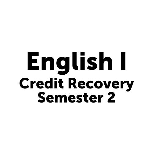 ENC1001S2JC- English I Semester 2 JAX
