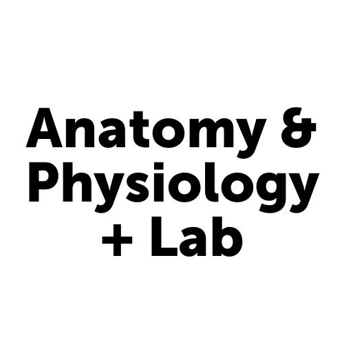 Anatomy & Physiology + Lab