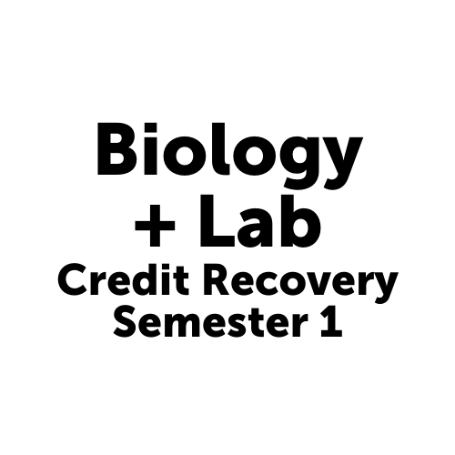 SCI4002S1JCJAX Biology + Lab Semester 1- Job Corps Jacksonville