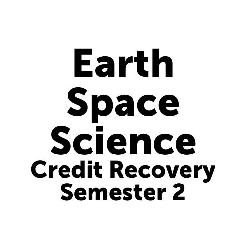 SCI1001S2JCJAX Earth Space Science Semester 2 Job Corps – Jacksonville